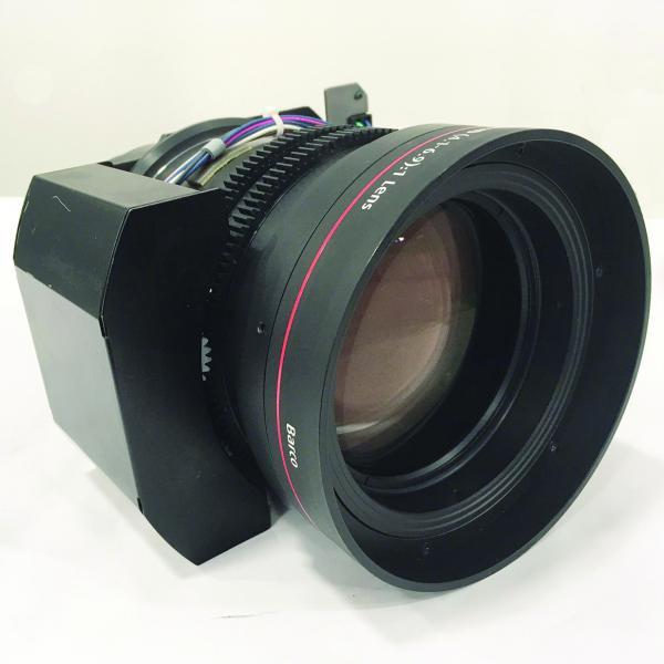 Barco 4.5-7.5 /4.1-6.9 HB TLD+ Lens