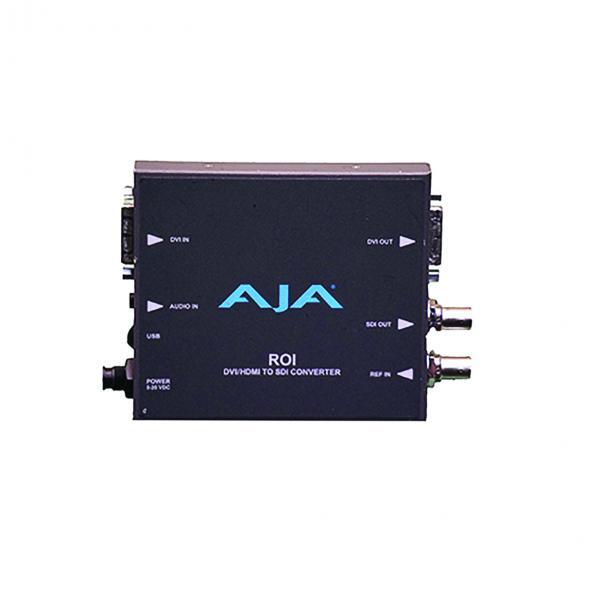 AJA ROI DVI/HDMI to SDI Converter