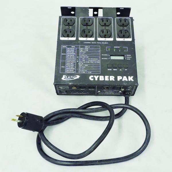 Elation Cyber Pak Dimmer 4x600w