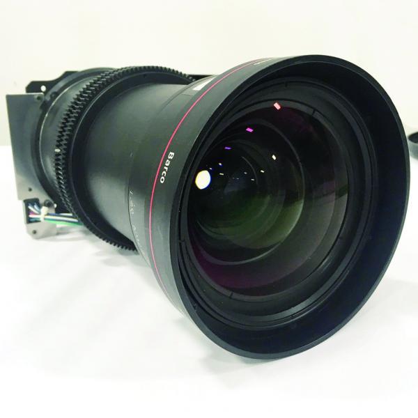 Barco 1.25-1.6 SX / 1.16-1.49 HD TLD+ Lens