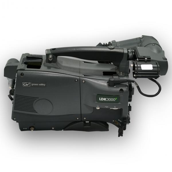 Grass Valley LDK-3000+ Multi Format HD Camera (Triax)