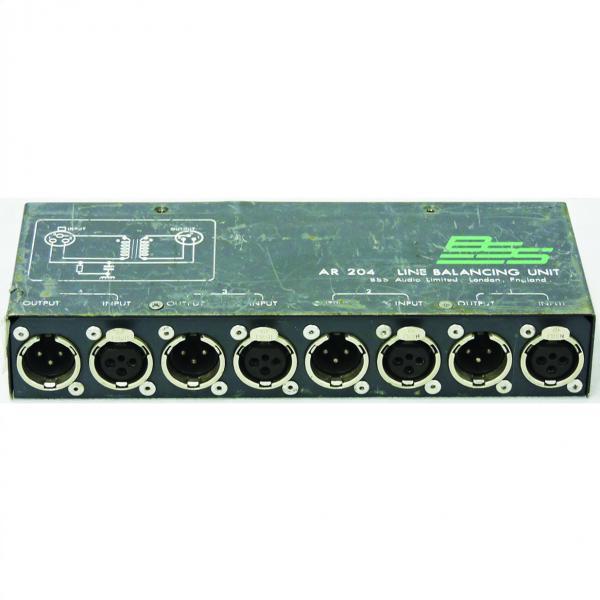 BSS Audio AR204 Processor 4 Channel
