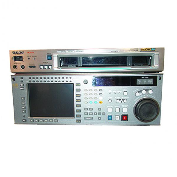 Sony SRW-5500 HI DEF Video Digital Recorder