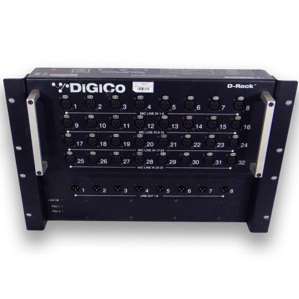 Digico D-Rack 32/8