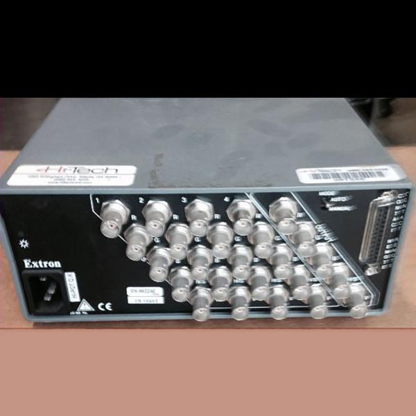 Extron SW RGBHV 4x1 Video Switcher