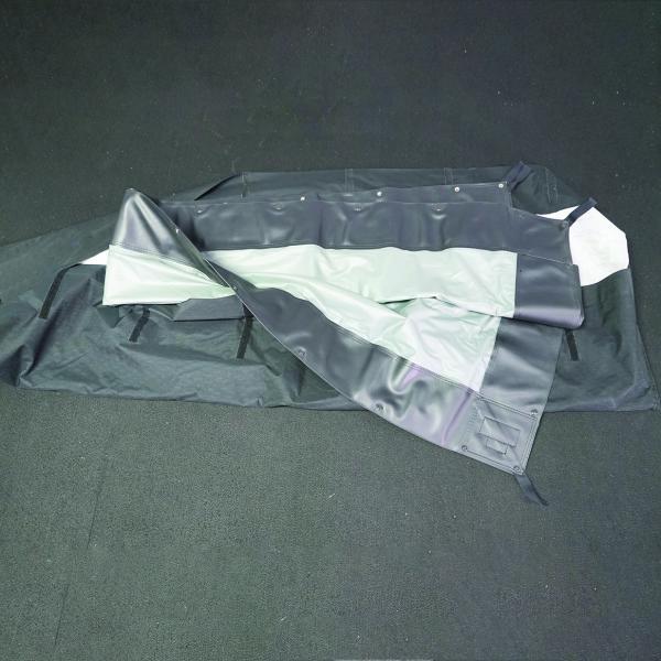 Draper 15×20 Rear Truss Screen