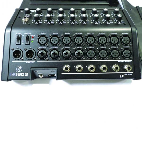 MACKIE DL1608 Digital Audio Console