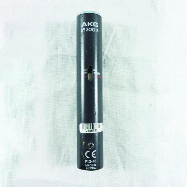 AKG SE300B Microphone Preamp
