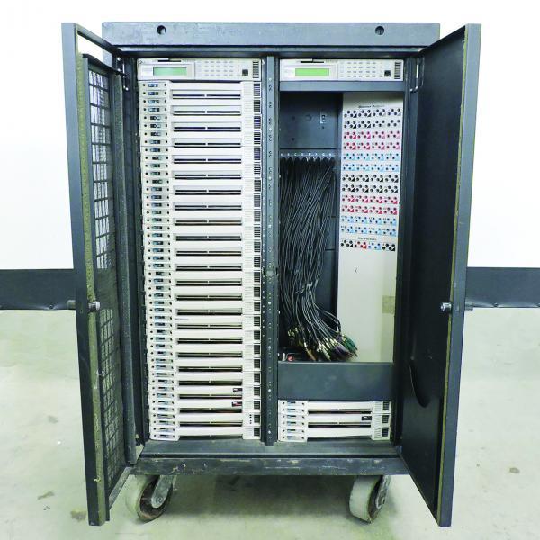 ETC 48x2.4K Sensor Touring Rack Classic 400A Dimmer