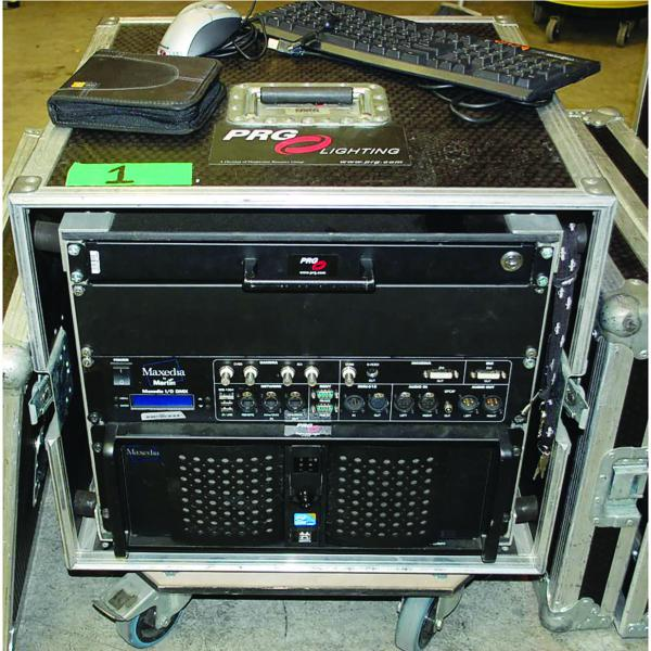 Martin Maxedia Broadcast Media Server