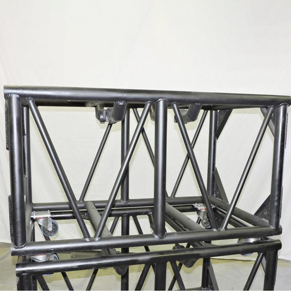 """Tomcat Double Hung Pre-Rig Truss 26"""" x 30"""" Plated"""