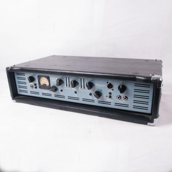 ASHDOWN ABM 900 EVO III bass amplifier head