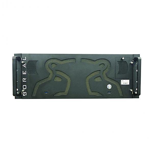 Hippotizer Boreal v4 (4x DVI Output)