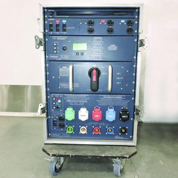 TMB PROPower Distro 208V 20A X36 SOCA19, ED DUP X4