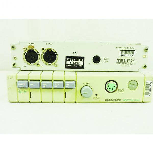 RTS Intercoms MRT-327 User Station