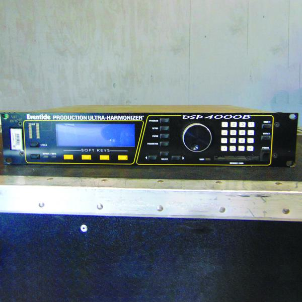Eventide DSP 4000B audio digital signal processor