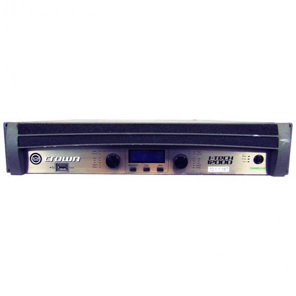 Crown IT-HD12000 Power Amplifier