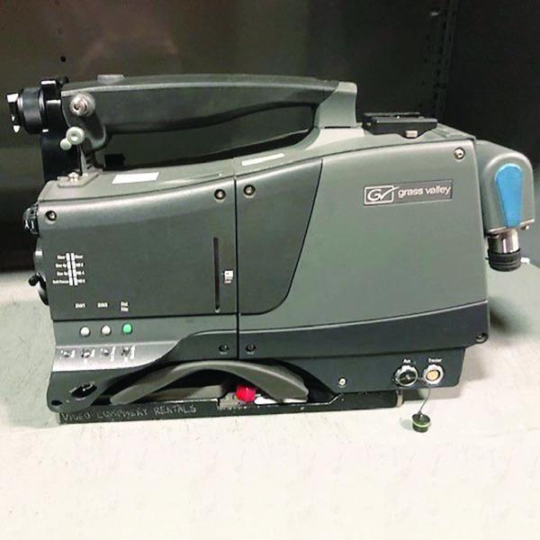 Grass Valley LDK-8300 3X Live Super SloMo Camera