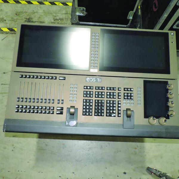 ETC EOS Ti  16000 Lighting Console