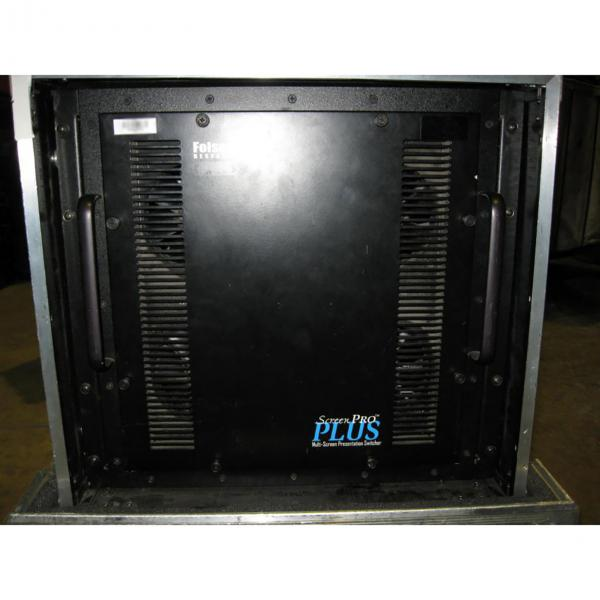 Barco Folsom Research Screenpro Plus 1603 10RU Video Switcher