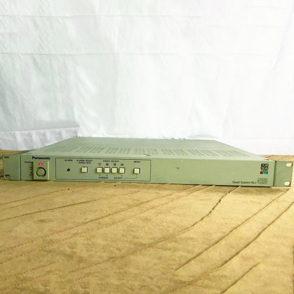 Panasonic WJ-420 Quad Splitter
