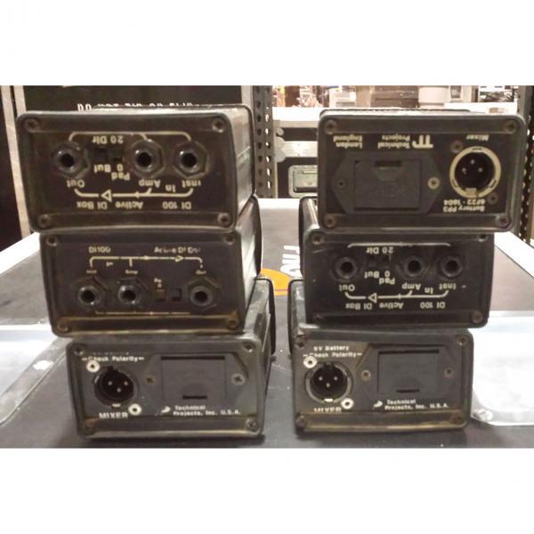 Production Intercom Techpro DI100 Active
