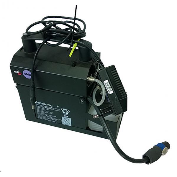 Hazebase Smoke Machine Base with battery