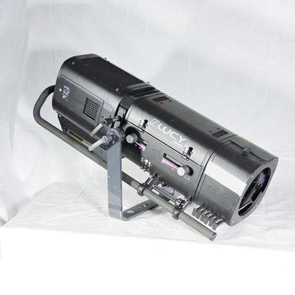 Robert Juliat Lucy 1200W HMI Followspot 13-24° DMX
