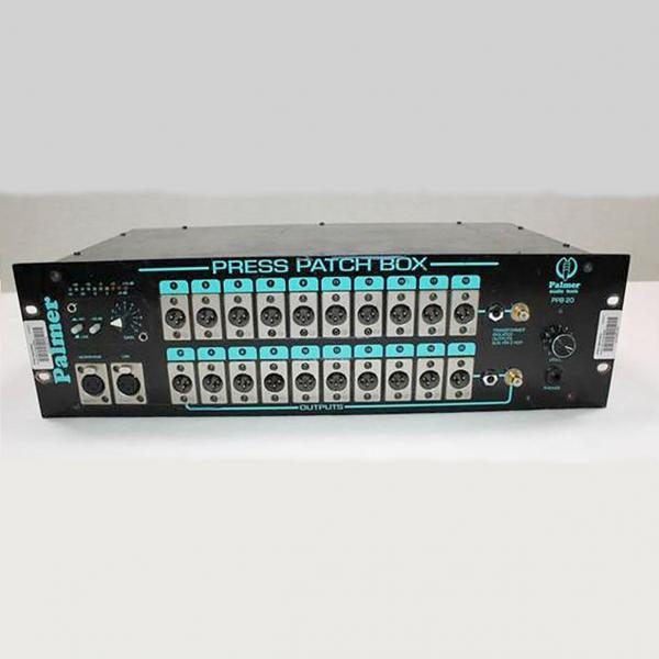 Palmer PPB20 Pro Press Patch Box 20