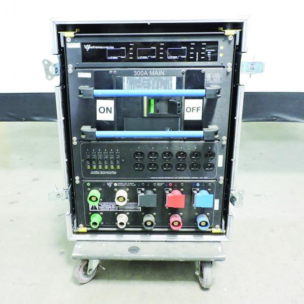 Motion Laboratories 300A Custom Power Distro