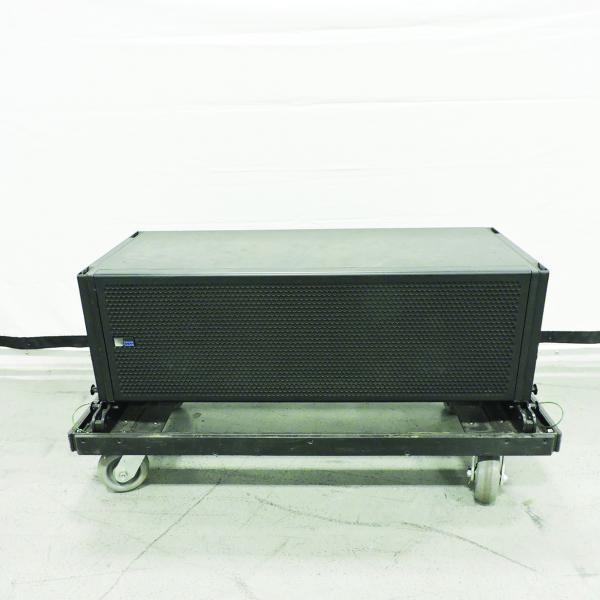 Meyer Sound Mica powered speaker