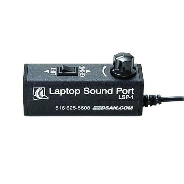DSAN LSP-1 Laptop SoundPort In-Line Adapter