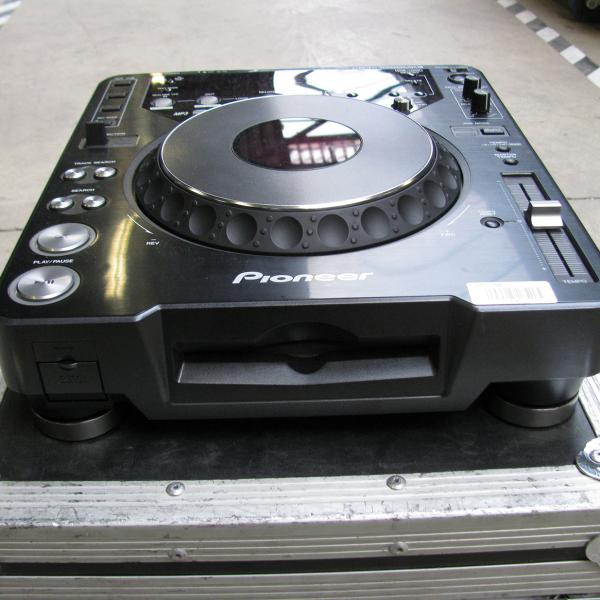 Pioneer CDJ1000 MK3 Portable Player