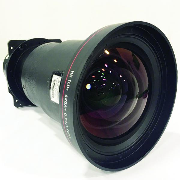 Barco 0.73 SX/.67HD TLD+ Lens