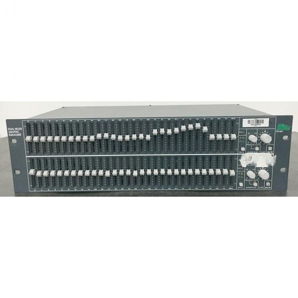 BSS FCS960 Dual Channel Mode Professional Graphic Equalizer