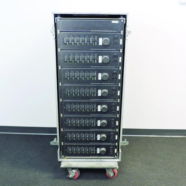 Motion Laboratories XL Power Distro 208v x 72 Socapex 19 Pin