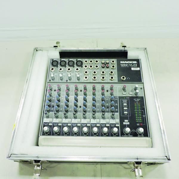 MACKIE 1202-VLZ3 12 Channel Audio Console