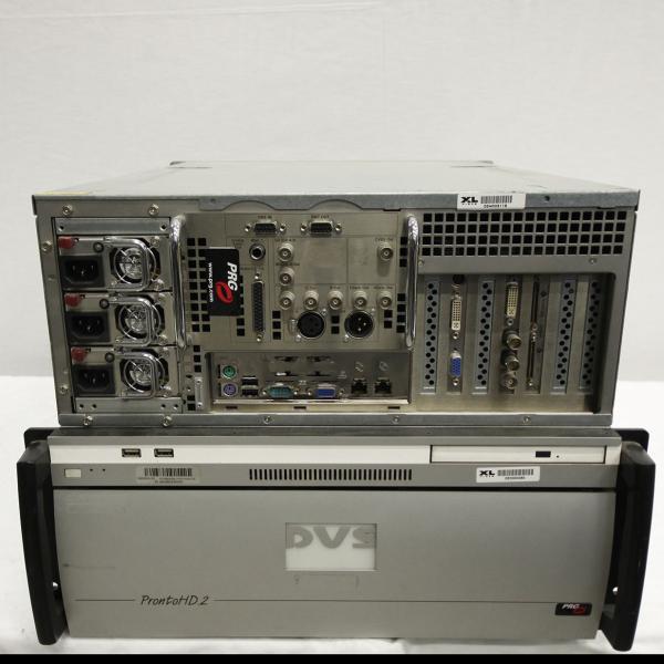 DVS Pronto 2 File Server Recorder