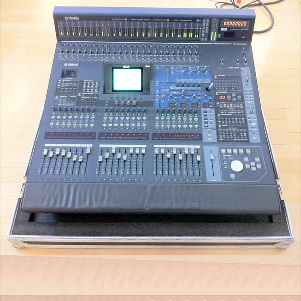 Yamaha DM2000 Audio Digital Console