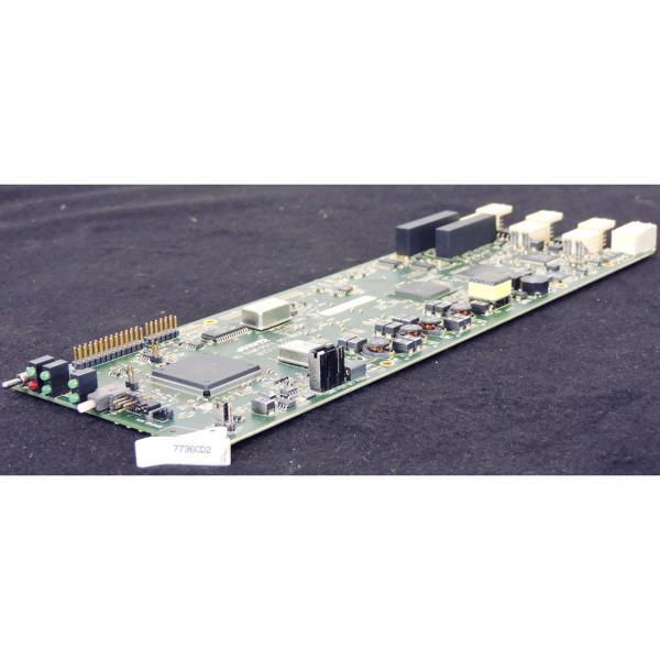 Evertz Vcard 7736CD2 Dual Composite to SDI Module