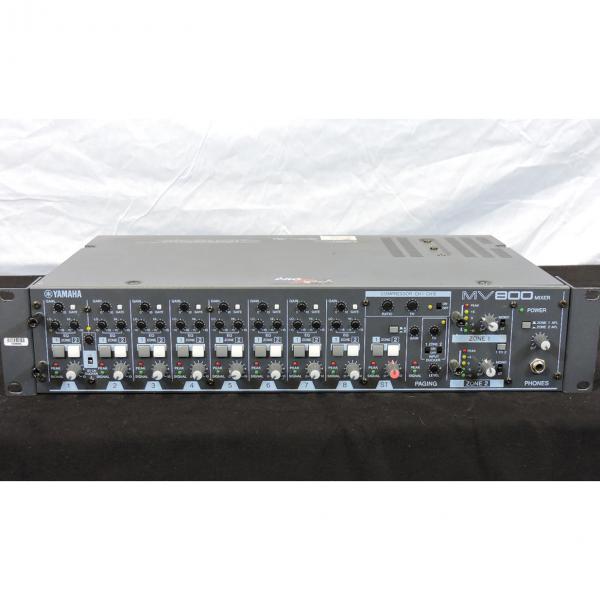Yamaha MV800 8 Channel Mixer
